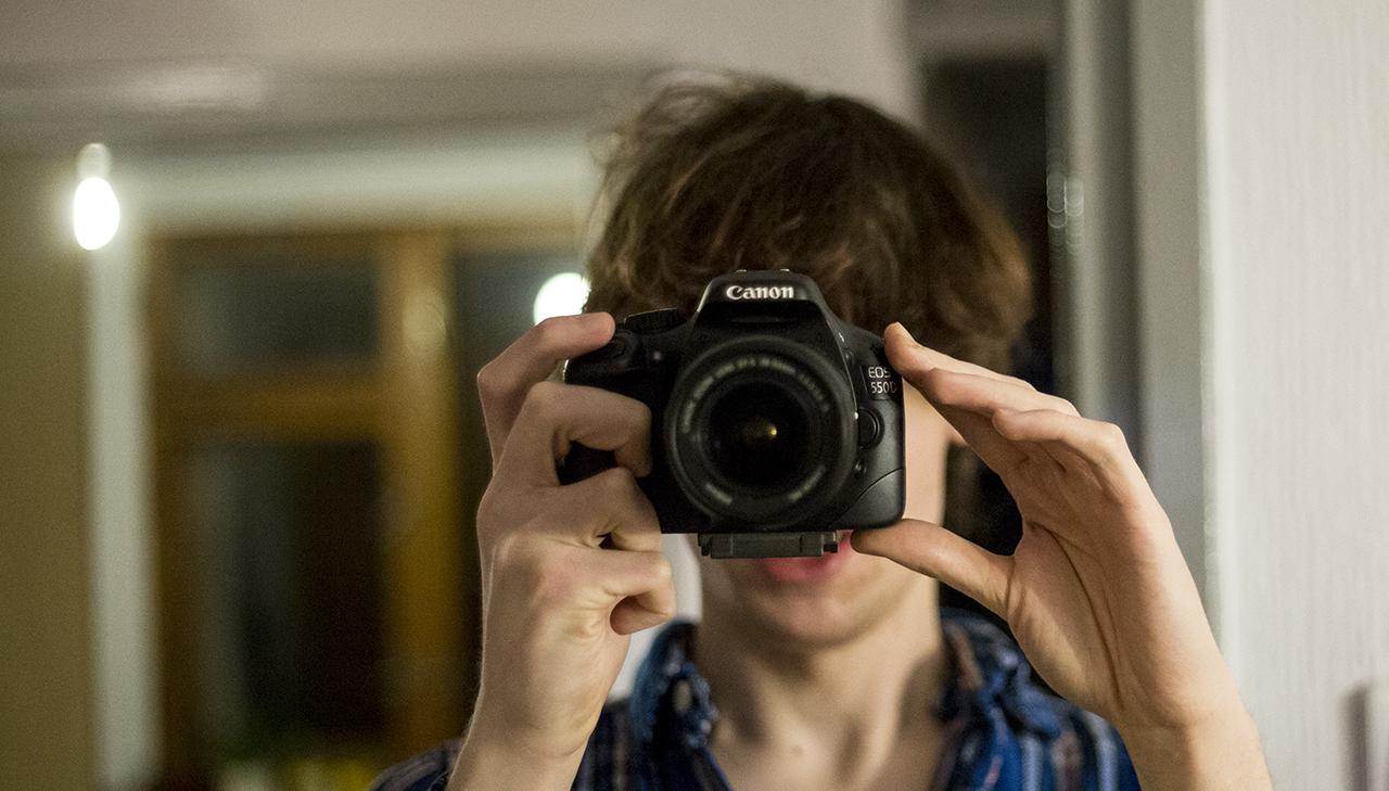chcę spróbować fotografii